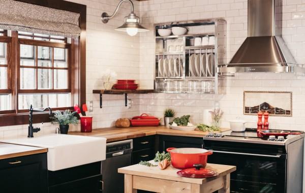 4 Kitchen Design Ideas