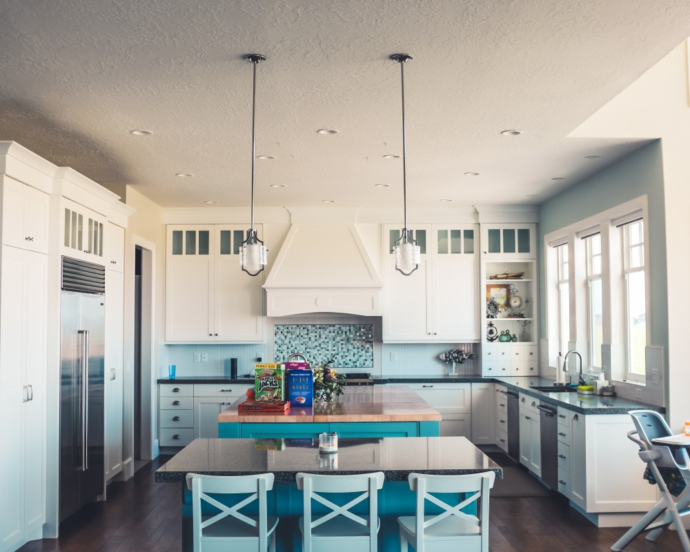 Top Four Kitchen Layouts