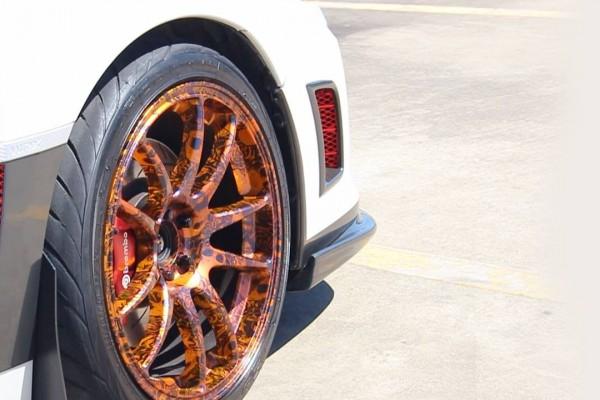 Dave's WRX Wheels
